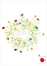 """Book illustration, """"Happy Button""""/ Ottone il bottone"""