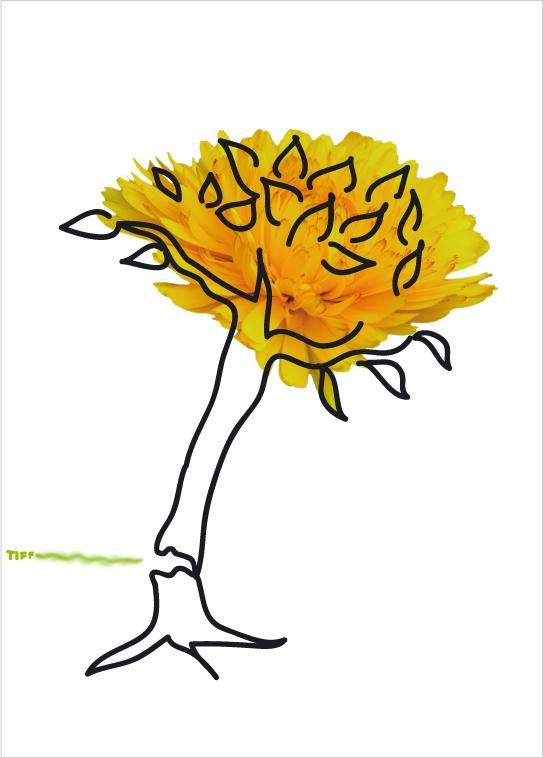 """""""Puzzette di fata"""", illustrazione di Paola Gregoretti"""